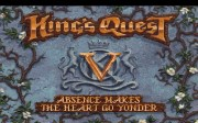 Kings Quest V title