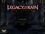 LEGACY OF KAIN DEFIANCE title screen