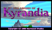 Legend of Kyrandia title