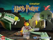 LEGO CREATOR: HARRY POTTER AND THE CHAMBER OF SECRETS game title