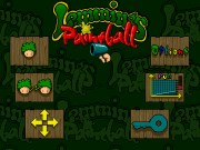 LEMMINGS PAINTBALL title