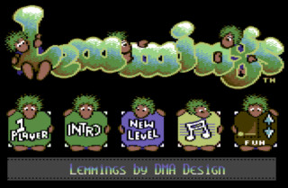 Lemmings title
