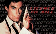 007: LICENCE TO KILL title
