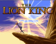 LION KING game title
