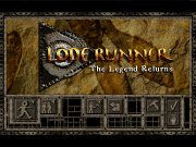 Lode Runner the Legend Returns title