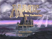 Magic The Gathering title