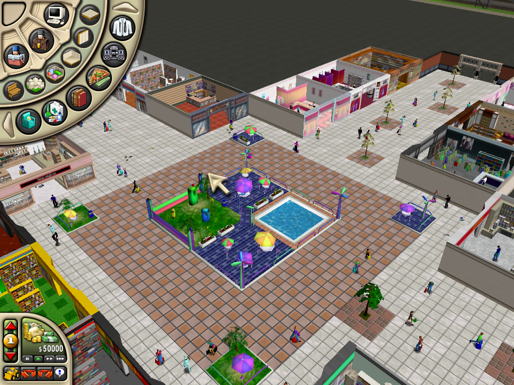 mall tycoon 2 game