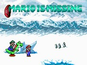 MARIO IS MISSING title screen