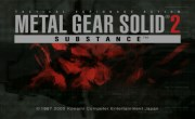 METAL GEAR SOLID 2: SUBSTANCE 1