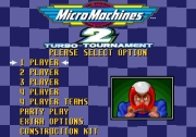 MICRO MACHINES 2. TURBO TOURNAMENT title