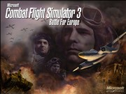 MICROSOFT COMBAT FLIGHT SIMULATOR 3: BATTLE FOR EUROPE 1