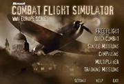 Microsoft Combat Flight Simulator WWII Europe Series