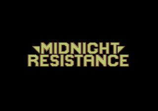 MIDNIGHT RESISTANCE. title