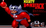 Mighty Bombjack title
