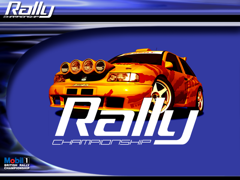 MOBIL 1 RALLY CHAMPIONSHIP game title