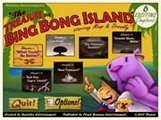 Moop and Dreadly in the Treasure on Bing Bong Island