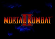 MORTAL KOMBAT II game title