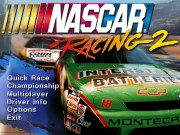 NASCAR RACING 2 title screen