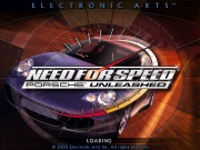 NEED FOR SPEED PORSCHE UNLEASHED game title