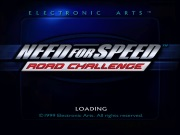 Need for Speed Road Challenge title