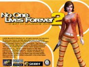 NO ONE LIVES FOREVER 2: A SPY IN H.A.R.M.`S WAY title