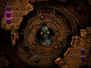 ODDWORLD ABES ODDYSEE title screen