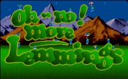 Oh No More Lemmings title