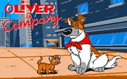 Oliver and Company title