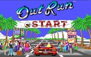Out Run title