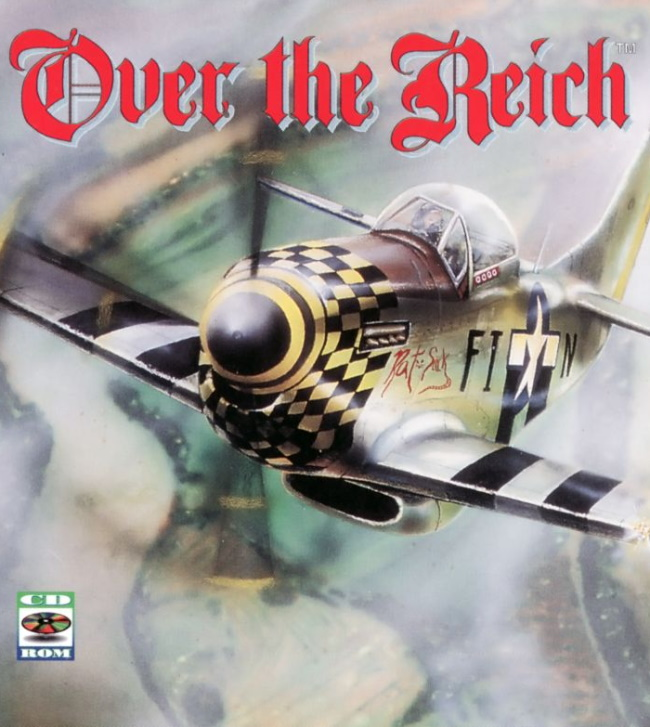 over the reich