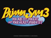 Pajama Sam 3 You Are What You Eat From Your Head To Your Feet title