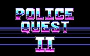 Police Quest II title