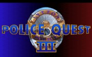Police Quest III title