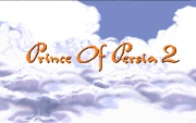 Prince of Persia 2 title