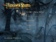 Prince of Persia The Sands of Time title