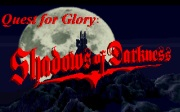 QUEST FOR GLORY: SHADOWS OF DARKNESS 1