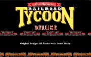 Railroad Tycoon Deluxe title