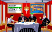 RAILROAD TYCOON game title