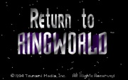 Return to Ringworld