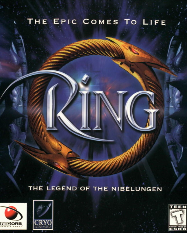 ring the legend of the nibelungen