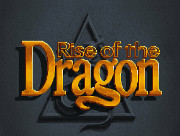 Rise of the Dragon title