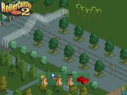 RollerCoaster Tycoon 2 Triple Thrill Pack title
