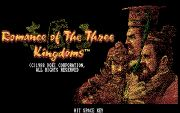 Romance of the Three Kingdoms title