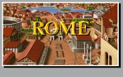 ROME PATHWAY TO POWER title screen