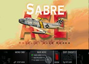 Sabre Ace Conflict Over Korea