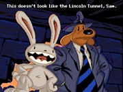 SAM & MAX: HIT THE ROAD 3