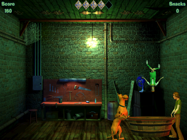 Abandonware Games Scooby Doo 2 Monsters Unleashed
