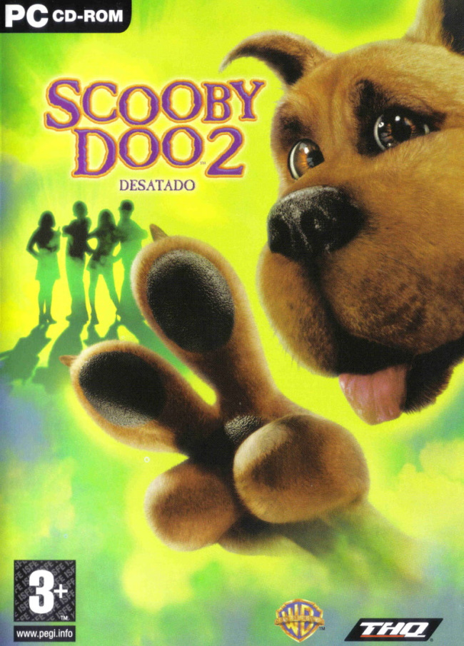 scooby doo 2 monsters unleashed
