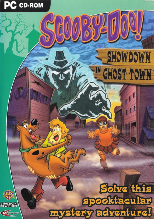 Abandonware Games Scooby Doo Showdown In Ghost Town