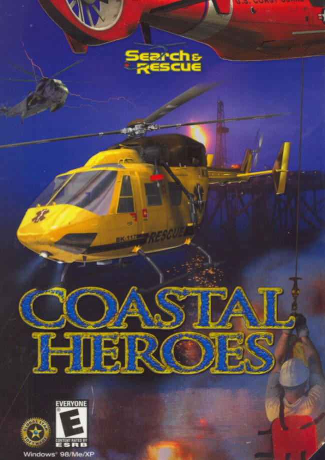 search and rescue coastal heroes